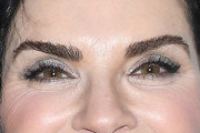 Julianna Margulies Metallic Eyeshadow