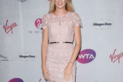 Naomi Broady Lace Dress