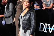 Lisa Bonet Leather Jacket
