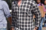 Jamie Kennedy Button Down Shirt