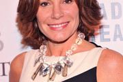 LuAnn de Lesseps Gemstone Statement Necklace