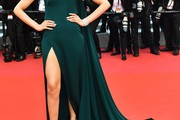 Deepika Padukone One Shoulder Dress