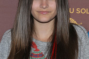 Paris Jackson Long Straight Cut