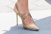 Nikki Reed Evening Pumps