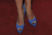 Krisily Kennedy Peep Toe Pumps