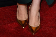 Danielle Macdonald Evening Pumps
