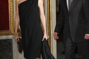 Princess Mary One Shoulder Dress