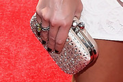 Courtney Force Beaded Clutch