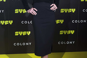 Sarah Wayne Callies Pencil Skirt