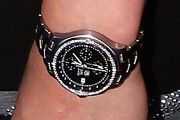 Lauren Jackson Sterling Chronograph Watch