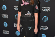 Nina Garcia Embroidered Dress