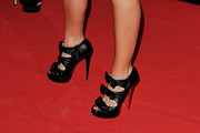 Alex Curran Platform Sandals