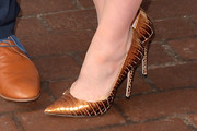 Kimberly Van Der Beek Pumps