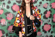 Rainey Qualley Oversized Jacket