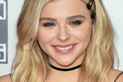 Chloe Grace Moretz Long Wavy Cut