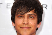 Luke Pasqualino Messy Cut