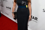 Paula Abdul Evening Dress