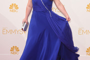 Jamie Brewer One Shoulder Dress