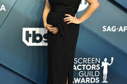 America Ferrera Maternity Dress