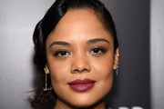 Tessa Thompson Retro Updo