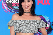 Perrey Reeves Crop Top