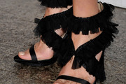 Cuca Escribano Strappy Sandals