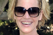 Ashley Scott Oversized Sunglasses