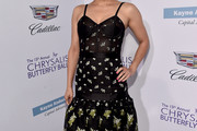 Paula Patton Corset Dress