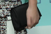 Dylan Penn Satin Clutch