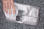 Madalina Ghenea Metallic Clutch
