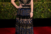 Claire Danes Beaded Dress
