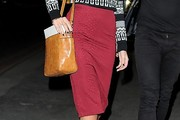 Michelle Keegan Pencil Skirt