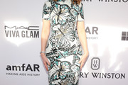 Sandra Bernhard Print Dress