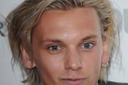 Jamie Campbell Bower Messy Cut