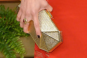 Aubrey Plaza Hard Case Clutch