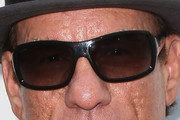 Robert Davi Rectangular Sunglasses