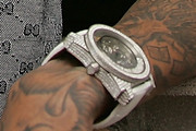 Tyga Oversized Watch