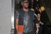 will.i.am Embellished Top