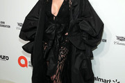 Sharon Stone Evening Coat