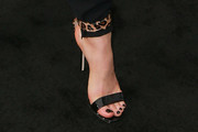 Ronda Rousey Strappy Sandals