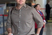 Chris O'Donnell Button Down Shirt
