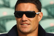 Dan Carter Designer Shield Sunglasses