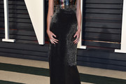 Nicole Trunfio Sequin Dress