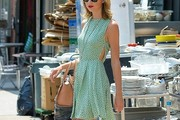 Taylor Swift Cutout Dress