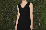 Alexandra Daddario Little Black Dress