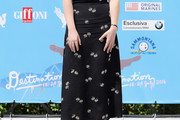Evanna Lynch Long Skirt