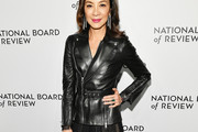 Michelle Yeoh Leather Jacket
