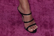 Candace Cameron Bure Strappy Sandals