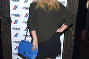 Sasha Pieterse Quilted Leather Bag