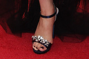 Dianna Agron Evening Sandals